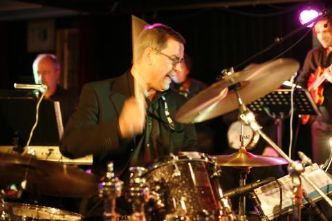 Lars Enmarks stora styrka & Claes Janson / Umeå Jazzfestival 2014