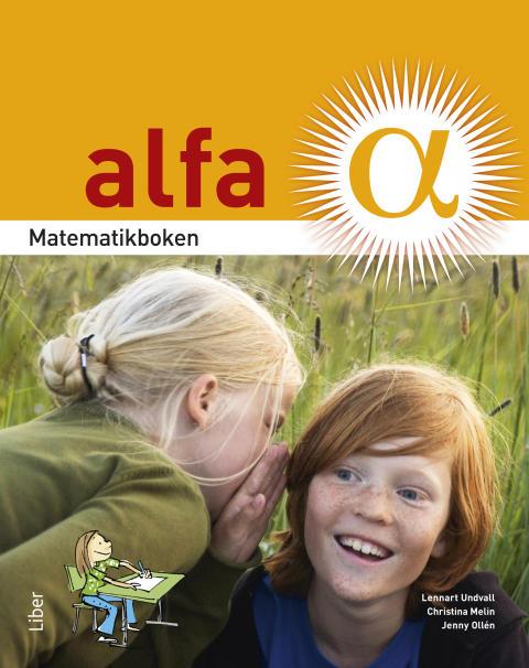 Matematikboken Alfa Beta och Gamma