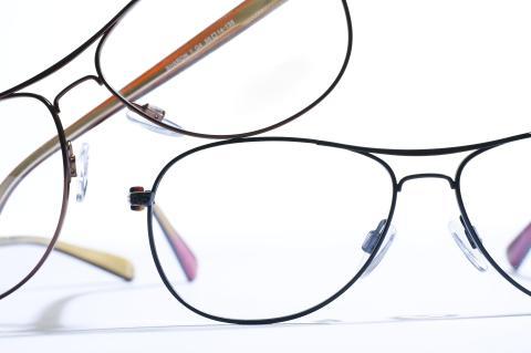 Gina Tricot glasögon Synoptik modell Sharon