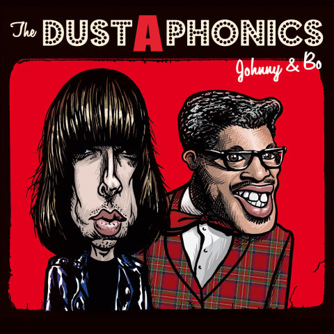 """The Dustaphonics: London 'party beat' rockers reanimate with """"Johnny & Bo"""" - new album release"""