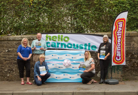 Fibre Boost for Carnoustie is 'tee-rific' thank to Digital Scotland Superfast Broadband