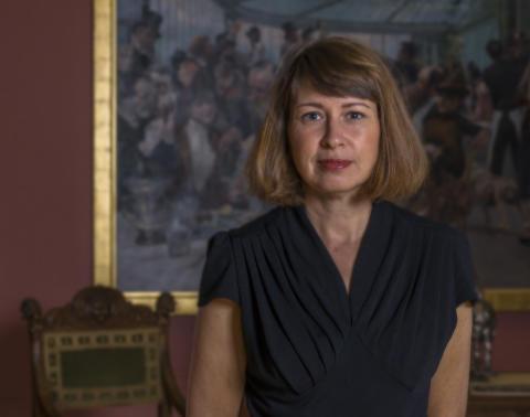 Anna Hyltze tf Museichef Göteborg konstmuseum