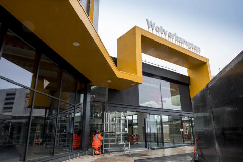 Phase One of new Wolverhampton Station opens to public