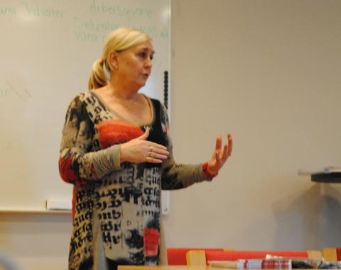 Personliga assistenter träffade borgarrådet Ewa Samuelsson & grundarna av IT-verktyget Assistansboken