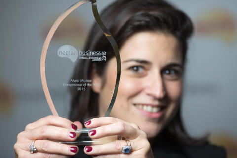 Beatrice de Montille, Nectar Business Small Business Awards 2015 winner
