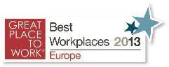 Frontit utsett till en av Europas bästa arbetsplatser!