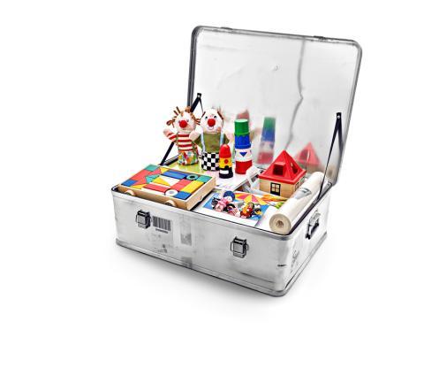 IKEA Foundation och UNICEF ger katastrofdrabbade barn möjlighet till lek