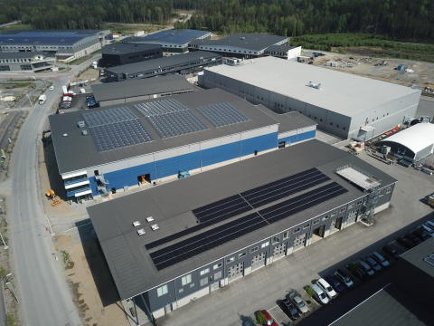 LEJE Fastigheter satsar på solceller