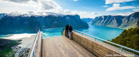 Aurland Kommune i Norge valde Zenergy's ZIP-Bostäder