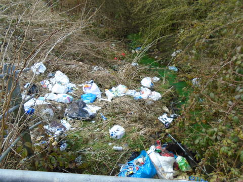 Man's £1,000 bill for fly-tipping thanks to housing staff