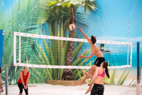 Rekordmånga Göteborgare vill spela Beachvolley