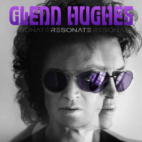 Glenn Hughes - tour poster
