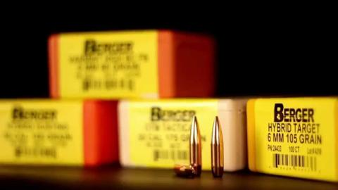 Berger bullets acquisition approved
