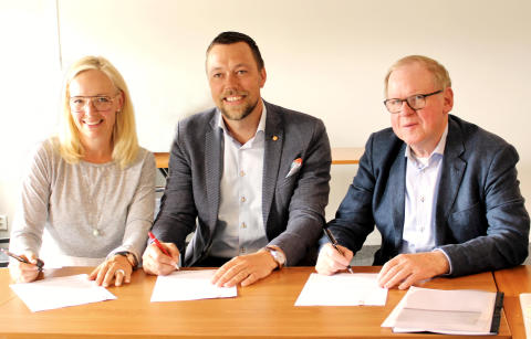 Förlängt avtal för Nordens största lastbilsmässa