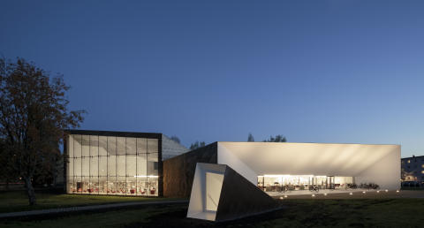 JKMM Architects, Seinäjoki City Library, 2012.