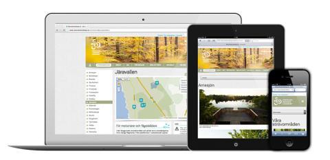Låt utflykten börja i mobilen, på surfplattan eller på webben