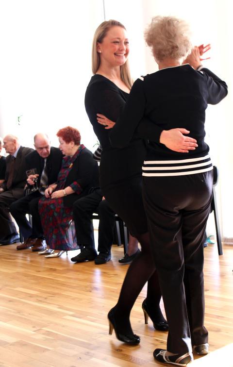 Dansen styrker livsglæden