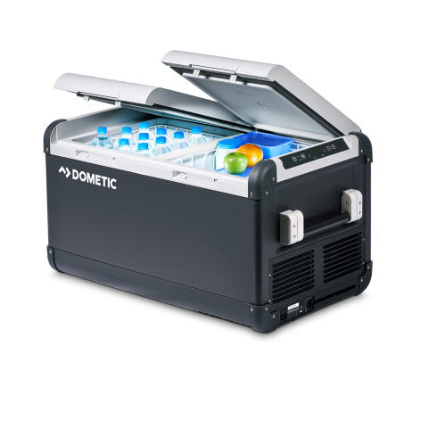 Dometic - London Boat Show (Release 2 of 3): Dometic Introduces New CoolFreeze CFX 75DZW Compressor Cooler for  Simultaneous Cooling and Freezing