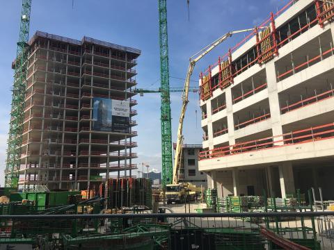 Sverige i topp på nordisk byggmarknad