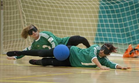 Goalball leaders sought as paralympic sport heads to Moray