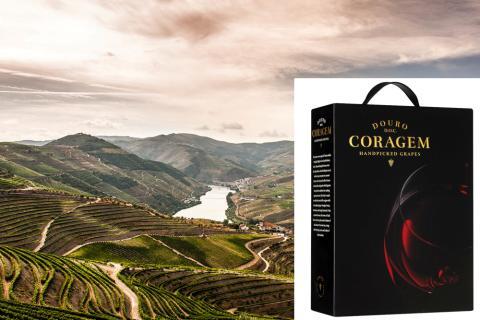 Nyhet från Portugal lanseras 1:a juni - Coragem Douro