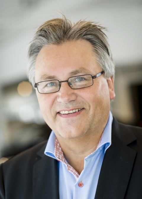 Bavaria Norge - Administrerende direktør Helge Ellingsen