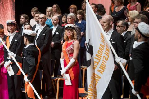 Mälardalens högskola firar Akademisk högtid