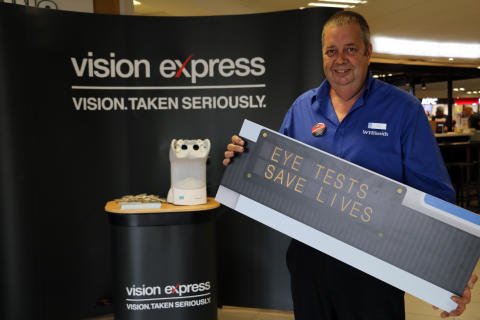 ​Drivers putting their health and other road users at risk – finds Woodall services eye test initiative