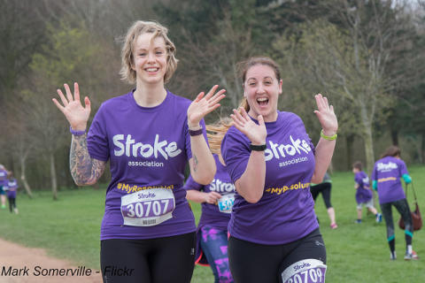 Swindon runners raise nearly £20,000 for the Stroke Association