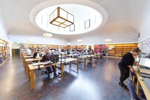 Arkivet i berget – Gunnar Asplunds sista byggnad