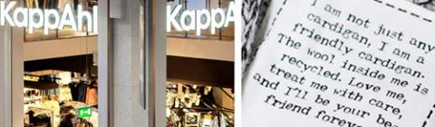 KappAhl signerar avtal för ökad säkerhet i Bangladesh
