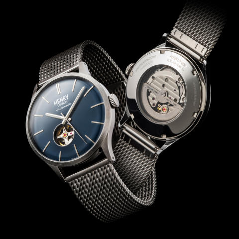 HENRY LONDON presenterer The Heritage Automatic Collection