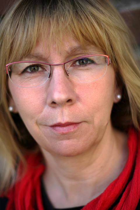 Ulla Granqvist fick sin guldmedalj