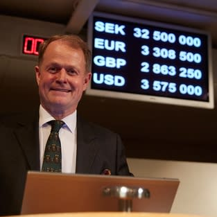 Niclas Forsman, VD Stockholms Auktionsverk