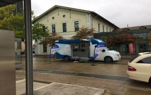 Beratungsmobil der Unabhängigen Patientenberatung kommt am 1. März nach Nordhausen.