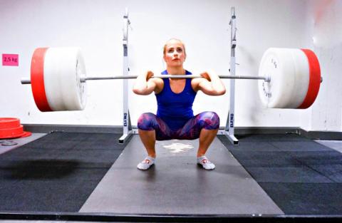 Ida Warg - Årets tränings- och hälsoblogg 2014