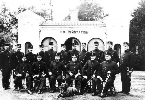 Förening vill väcka nytt liv i nedpackat polismuseum i Lindesberg
