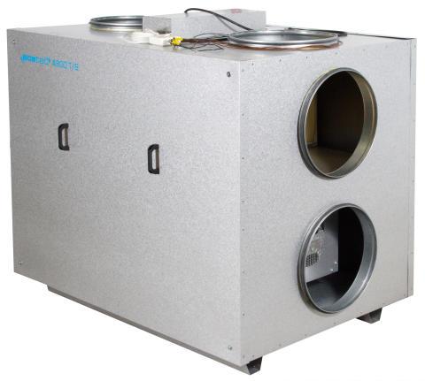 Acetec lanserar två nya ventilationsaggregat