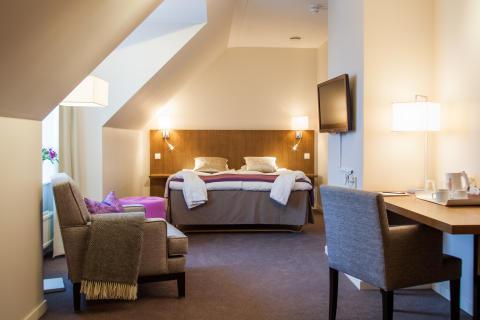 Best Western Plus Hotel Plaza, Västerås - gästrum