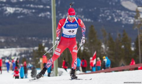 Vetle Sjåstad Christiansen, World Cup Canmore, 2016
