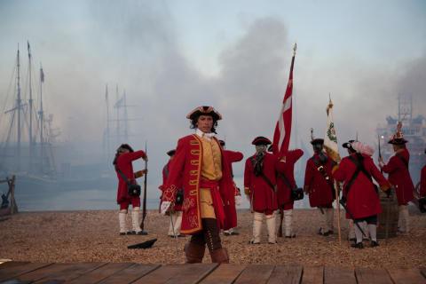 Kæmpe søslag i Københavns Havn i efterårsferien