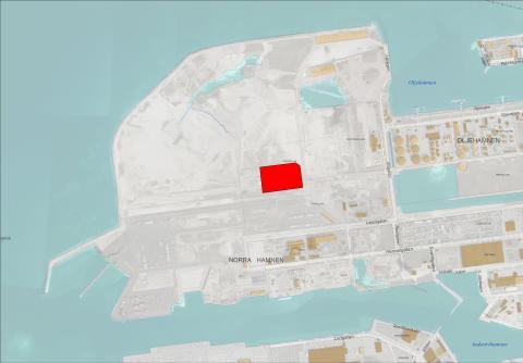 Norra Hamnen - Skanska tilldelas markreservation i Malmös nya industripark