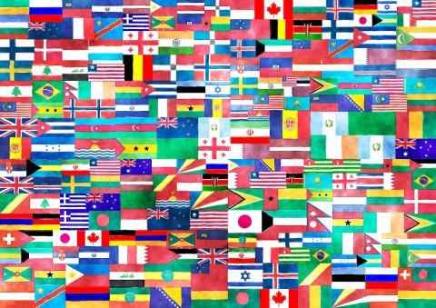 Internationell fest för tredje året i rad