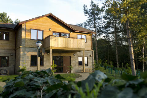 Four Bedroom Executive Lodge Woburn Forest
