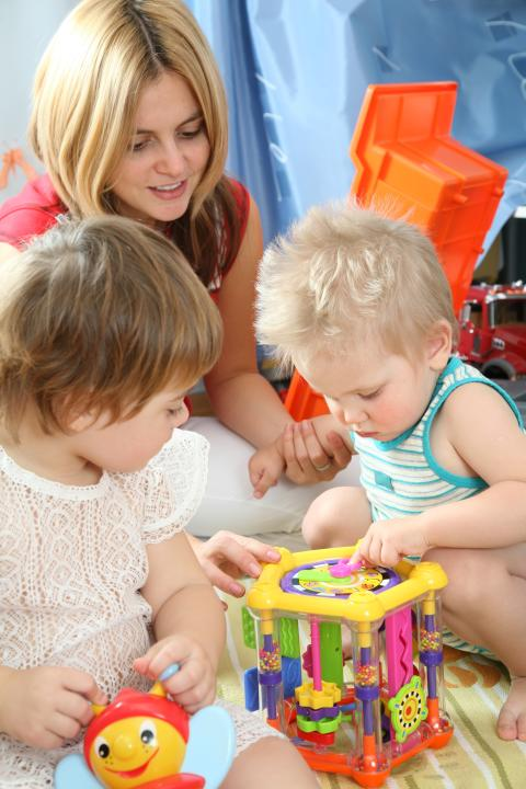 Grant funding available for early learning and childcare partner providers in Moray