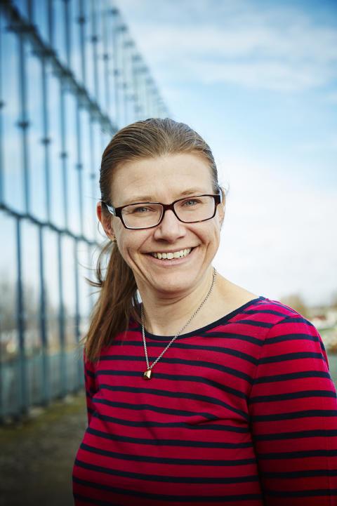 Cecilia Holmblad, renhållningschef, NSR