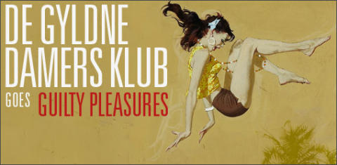 De Gyldne Damers Klub bekender deres guilty pleasures i Ideal Bar