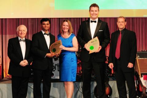 MCI AND GLOBAL INITIATIVES WIN IMEX-GMIC GREEN MEETING AWARD 2014