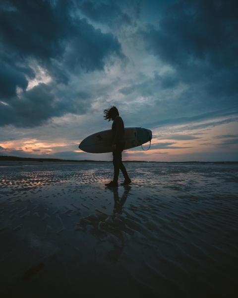 Surfing Scotland online