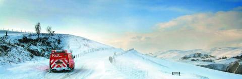 RAC issues advice to motorists as short 'Arctic blast' arrives